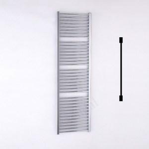 Essential Standard Towel Warmer Straight 1700x500mm Chrome