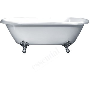 Essential Traditional Roll Top Freestanding Bath 1700X800mm