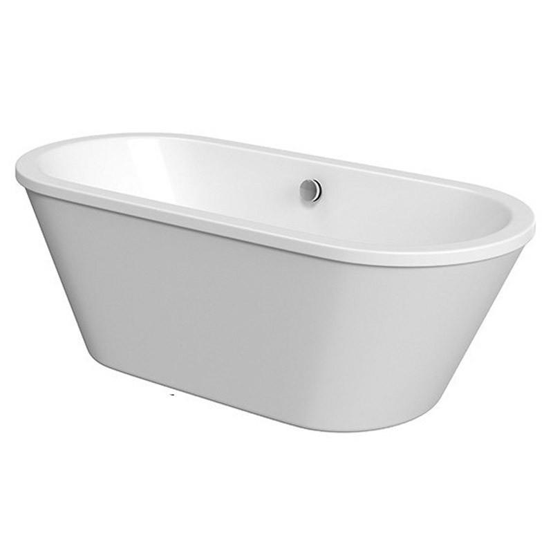 Essential Strand 1800 x 800mm Freestanding Bath