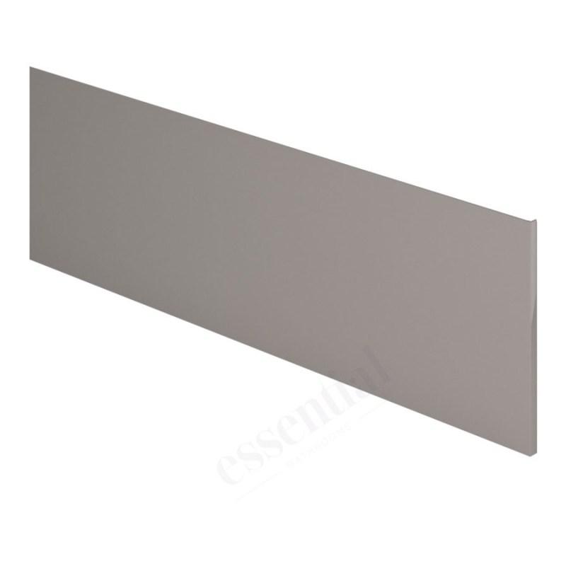 Essential Nevada MDF Front Bath Panel 1700mm Cashmere