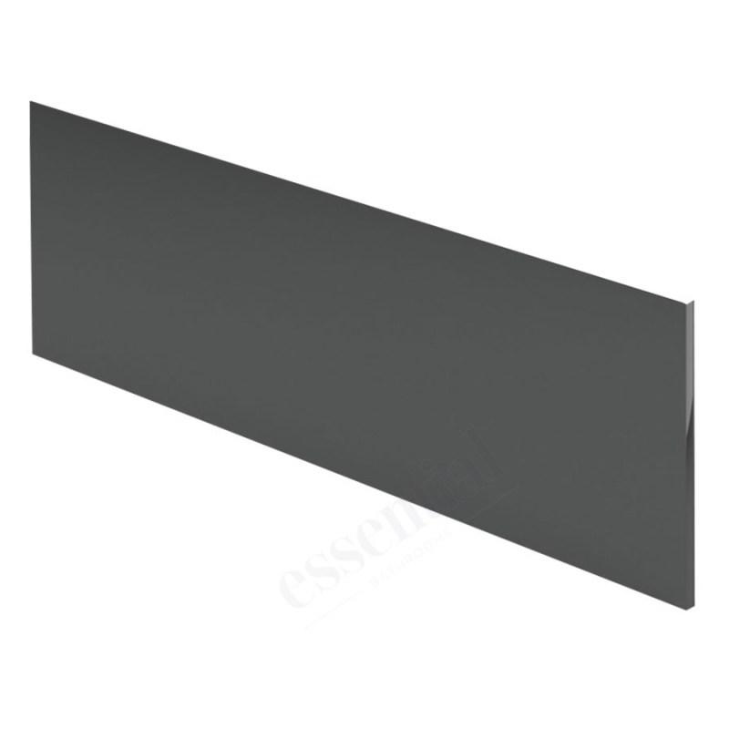 Essential Nevada MDF Front Bath Panel 1700mm Grey