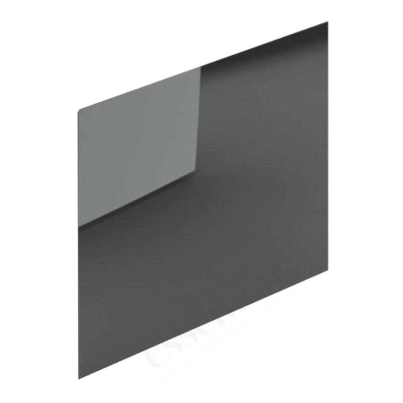 Essential Nevada MDF End Bath Panel 700mm Grey