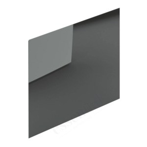 Essential Nevada MDF End Bath Panel 750mm Grey