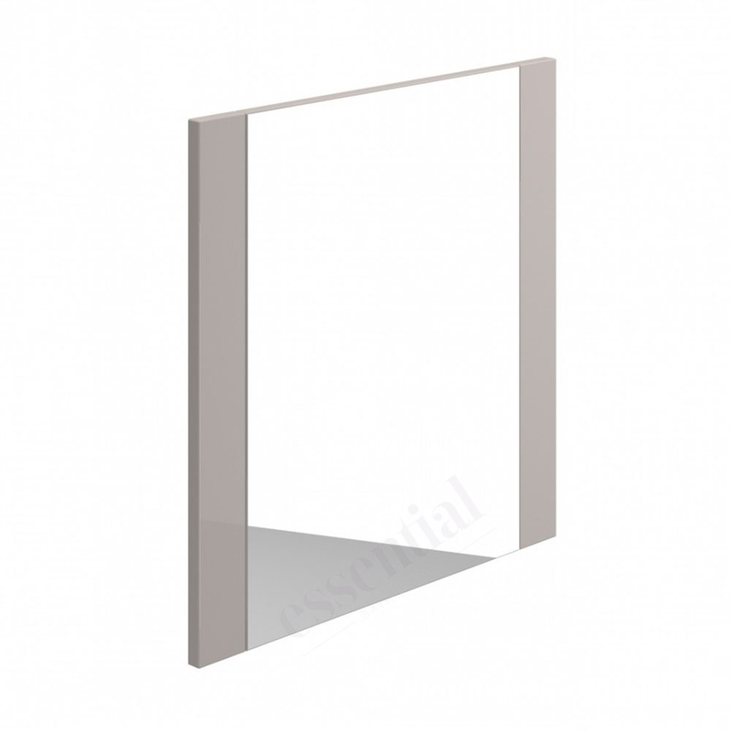Essential Nevada Bathroom Mirror 600x600mm Cashmere