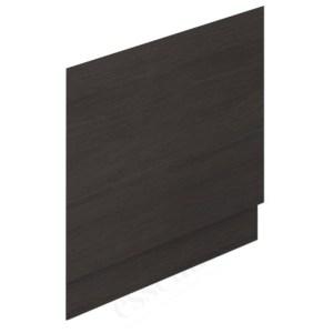 Essential Vermont MDF End Bath Panel 700mm Wide Dark Grey