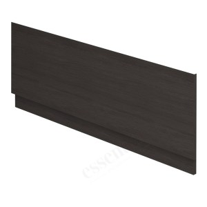 Essential Vermont MDF Front Bath Panel 1800mm Wide Dark Grey