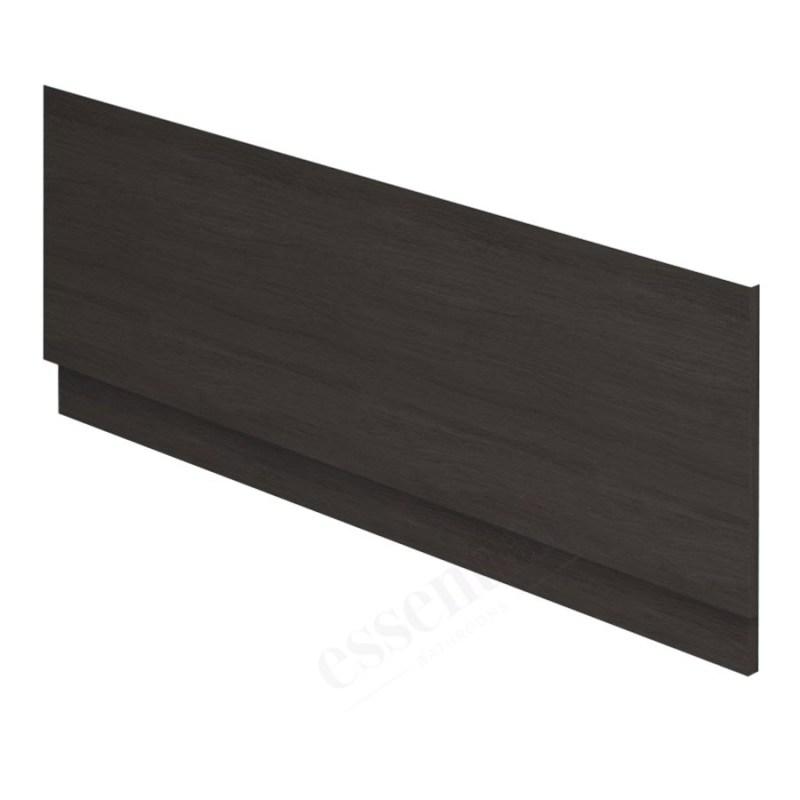 Essential Vermont MDF Front Bath Panel 1800mm Wide Dark Grey