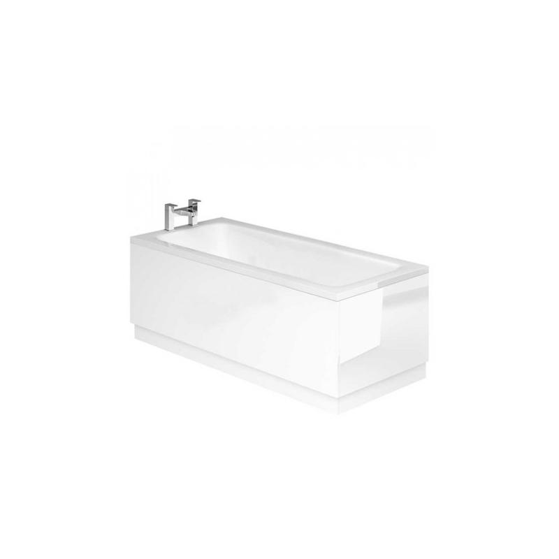 Essential Vermont Front Bath Panel 1800mm White