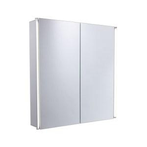 Essential Sleek Double Door Cabinet
