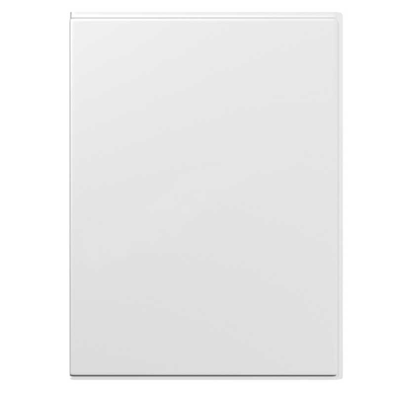 Essential 750 x 510mm 3mm Thick Bath End Panel