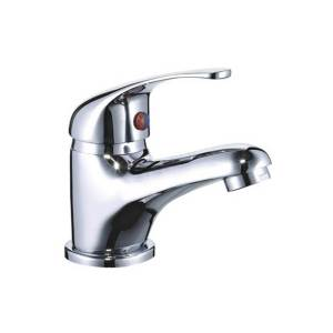 Essential Conway Mini Mono Basin Mixer & Click Waste WRAS