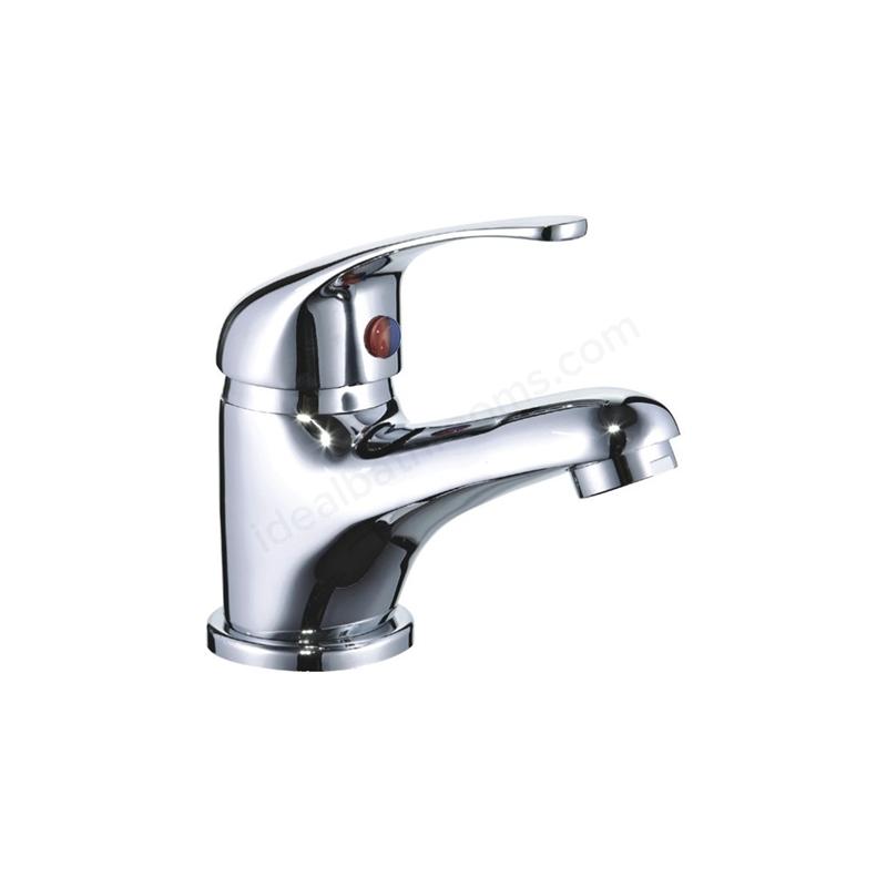 Essential Conway Mini Mono Basin Mixer & Click Waste