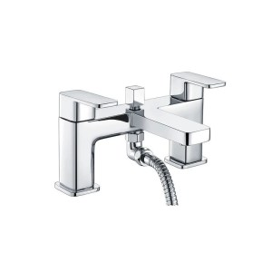 Essential Hadley Bath Shower Mixer & Kit
