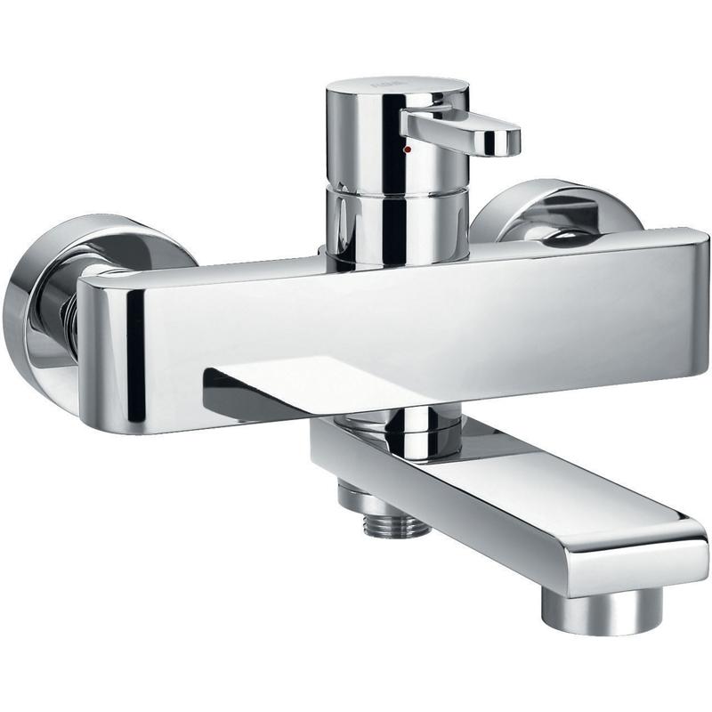 Flova Essence Wall Mounted Manual Bath Shower Mixer
