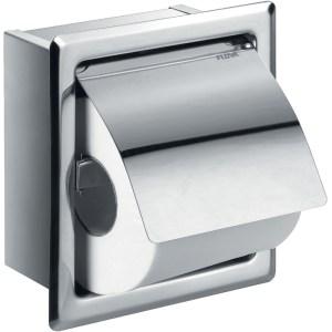 Flova Gloria Single Concealed Toilet Roll Holder