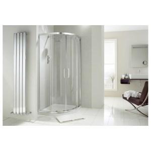 Aquaglass  Drift Offset Quadrant Shower Enclosure 1200x800mm