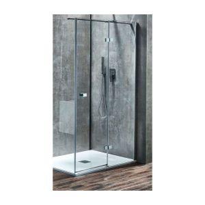 Aquaglass  Linear 1200mm Hinge Door Right