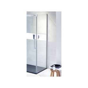 Aquaglass  Linear Slider Side Panel 700mm