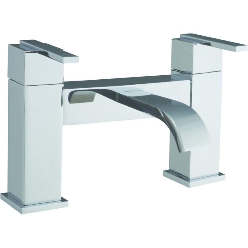 Aquaflow Blok Bath Filler