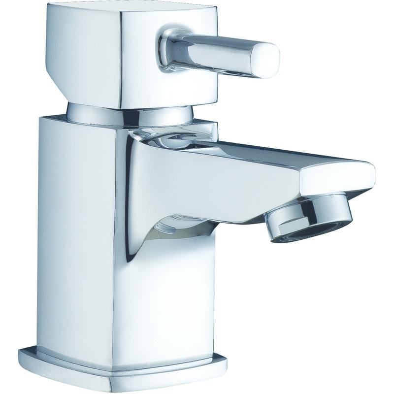 Aquaflow Cubix2 Mini Mono Basin Mixer