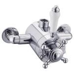 Holborn Edwardian Exposed Thermostatic Shower Valve