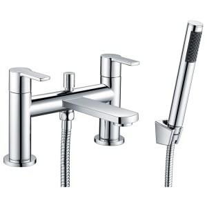 Aquaflow Sereno Bath Shower Mixer Tap