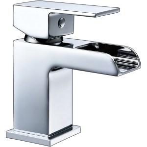 Aquaflow Stream Mini Mono Basin Mixer