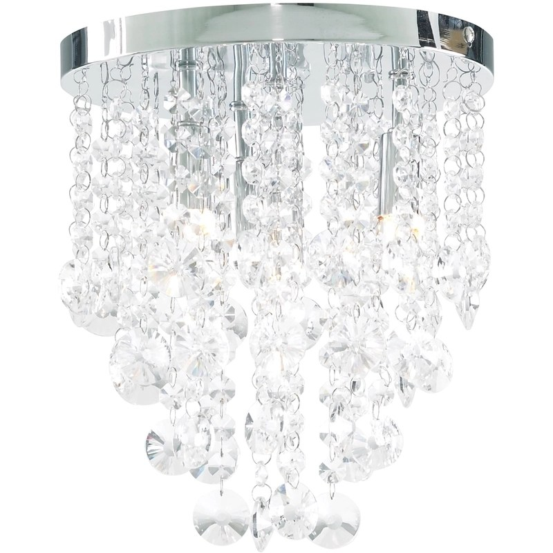 Frontline Crystal Dropped Chandelier 260mm