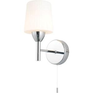 Frontline Aqua Wall Light with Pull Cord