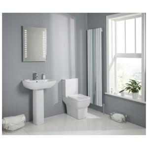 Aqua Bella Cloakroom Suite