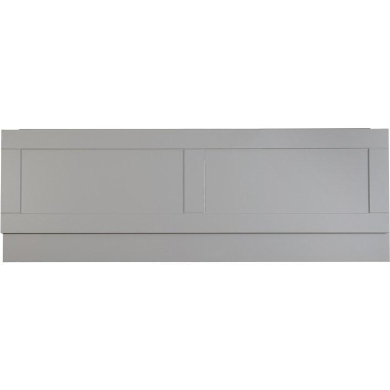 Aquamode Holborn Dust Grey 1700mm Front Bath Panel