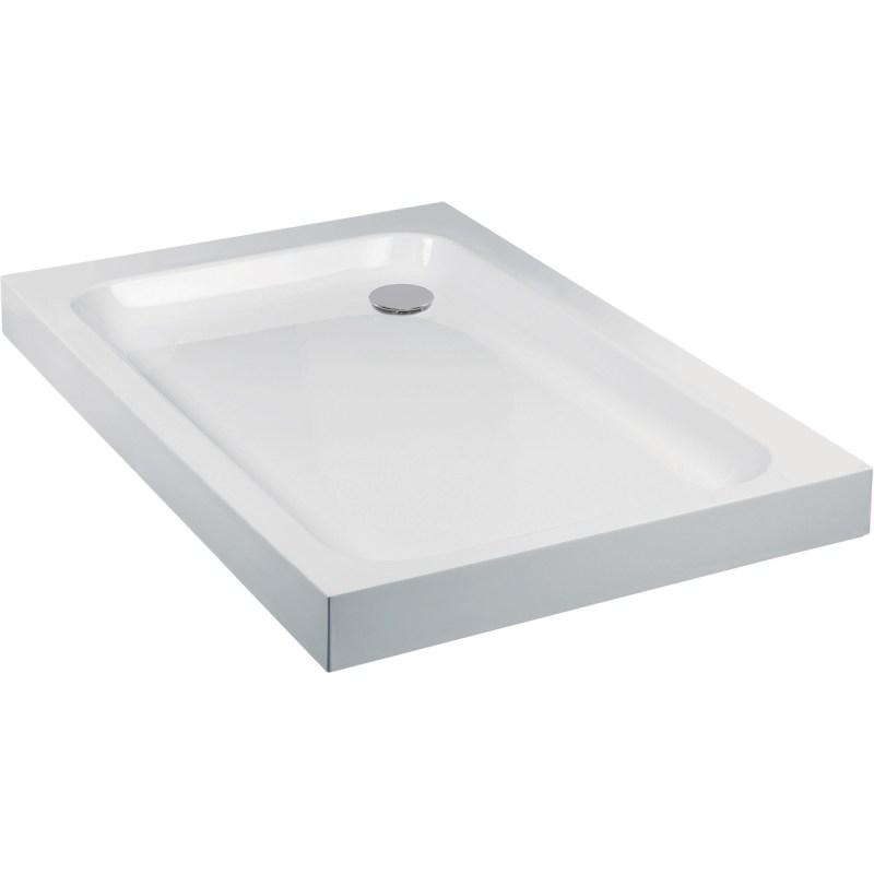 Aquaglass 1000x760mm Shower Tray