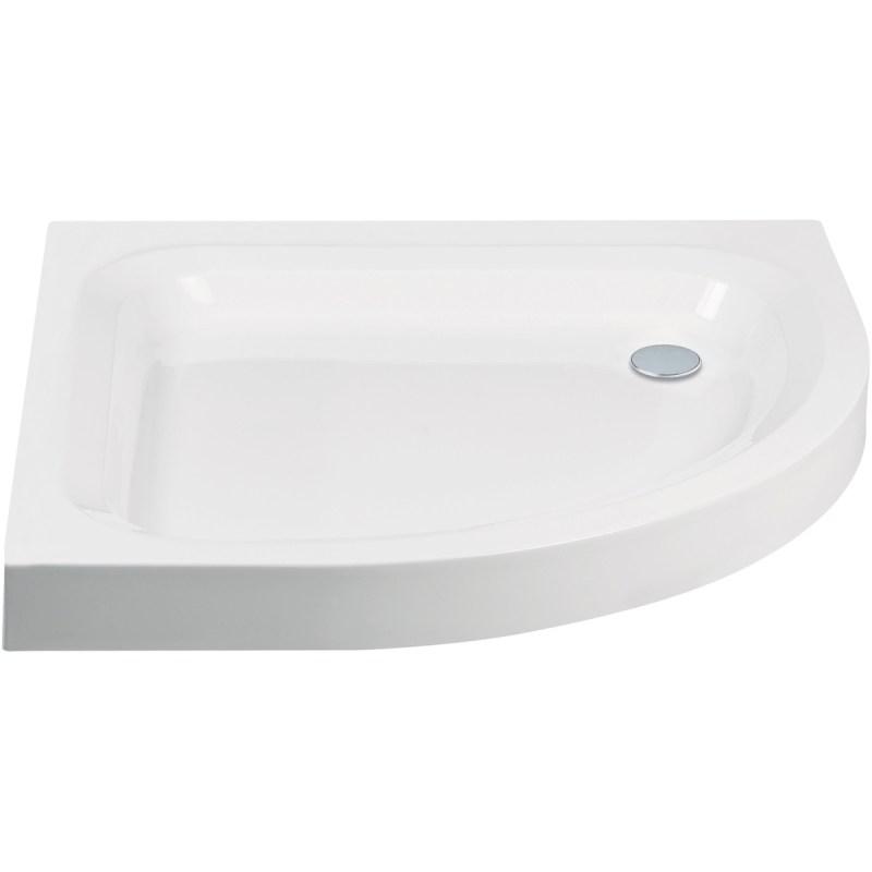 Aquaglass 800mm Quadrant Shower Tray