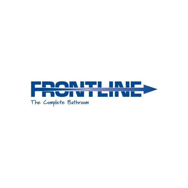 Frontline Valore Designer Radiator White 1800x470mm