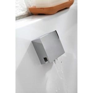 Aquaflow Cube Cascade Bath Filler