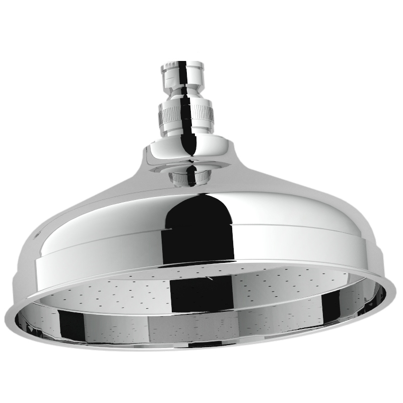 Holborn Traditional 200mm Shower Head
