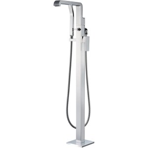 Aquaflow Estrada Freestanding Bath Shower Mixer