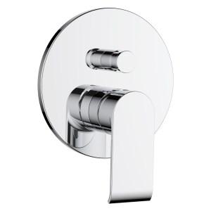 Aquaflow Basque Concealed 2-Way Shower Valve