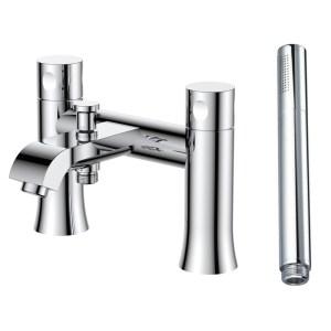 Aquaflow Basque Bath Shower Mixer