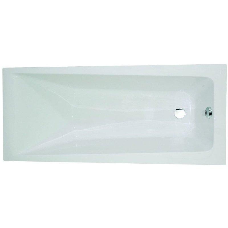 Aquabathe Atlanta 1500x700mm Tungstenite Bath