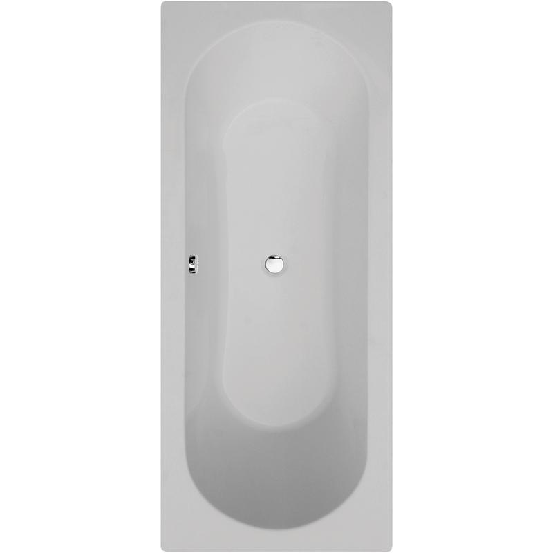 Aquabathe Duo 1800 x 800mm Double Ended Bath