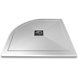 Aquaglass 900mm Slimline Quadrant Shower Tray
