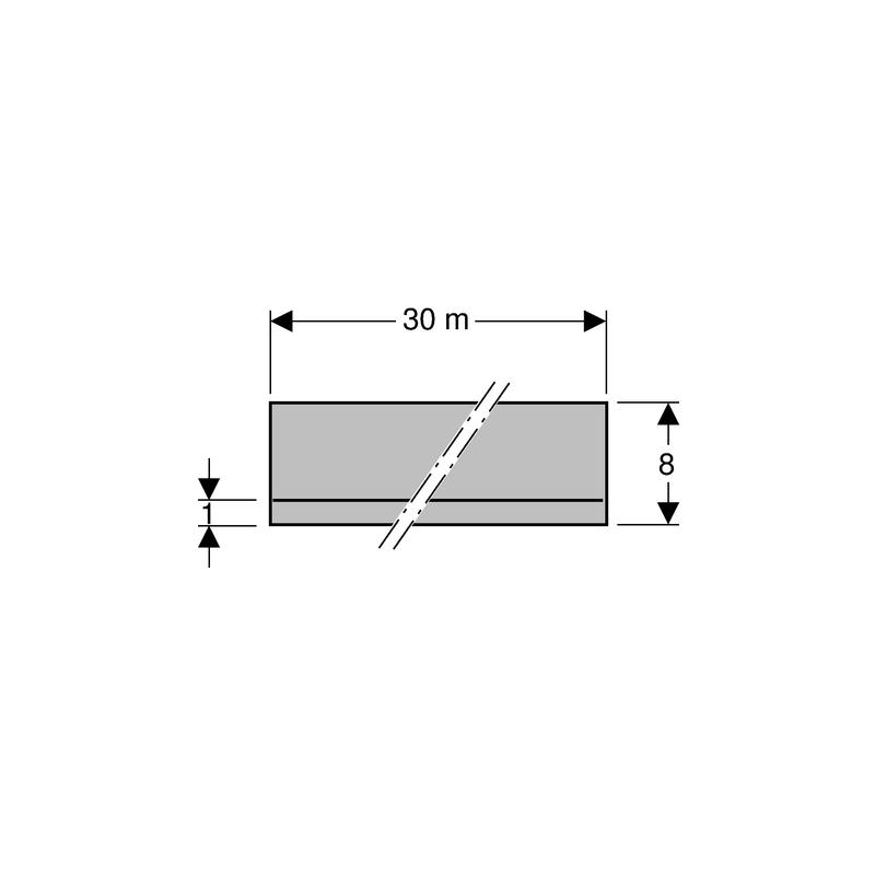 Geberit Duofix Insulation Tape