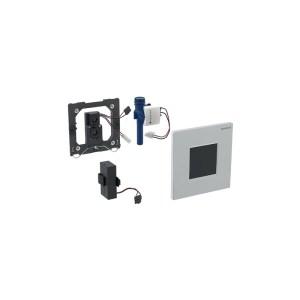 Geberit Sigma30 Urinal Flush Battery Gloss/Matt/Gloss Chrome