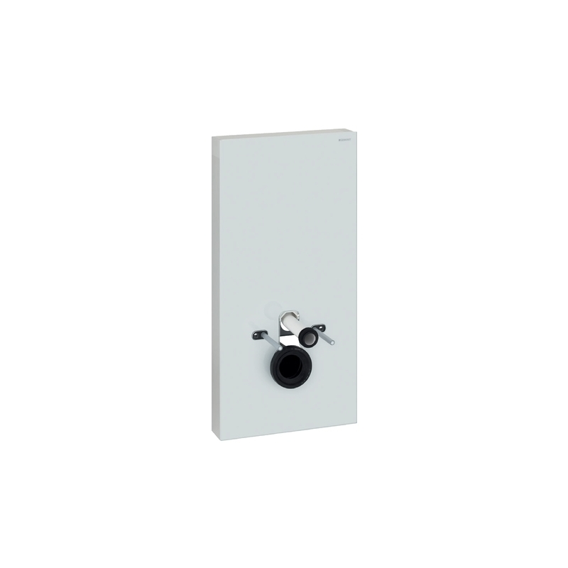 Geberit Monolith Plus Wall Hung WC 101cm White Glass