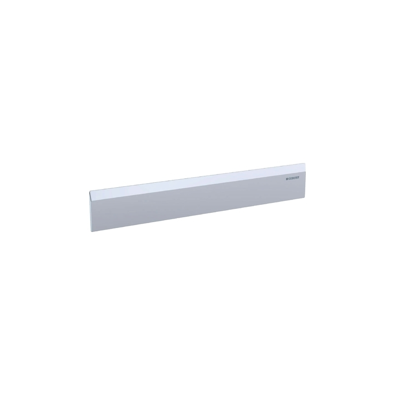 Geberit Ready-To-Fit Set for In Wall Drain Plastic Gloss Chrome