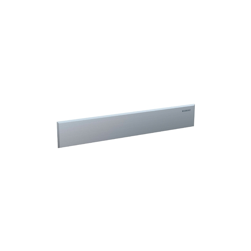 Geberit Ready-To-Fit Set for In Wall Drain Brushed Steel