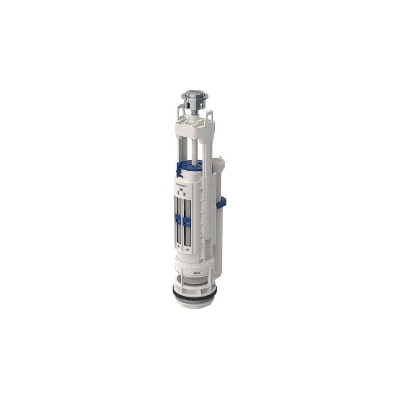 Geberit Flush Valve Type 290 Dual Flush for Ceramic Cisterns