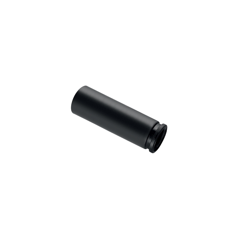 Geberit HDPE Straight Connector with Ring Seal