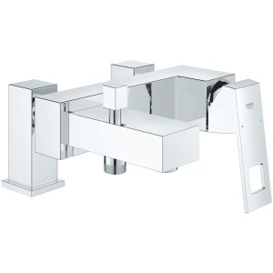 Grohe Eurocube Bath/Shower Mixer 23143 Chrome